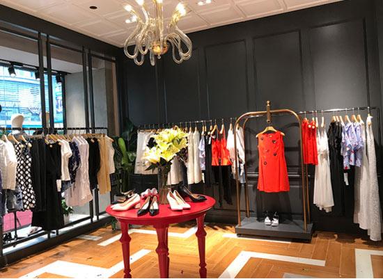 莎斯莱思火爆女装品牌掀起开店狂潮 教你演绎服装新风尚!