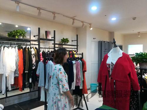 热烈祝贺夺宝奇兵女装光谷店9月18日盛大开业!