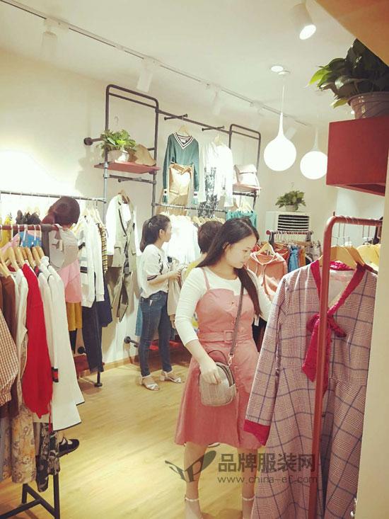 喜讯!城市衣柜品牌女装在河南周口市开业啦!