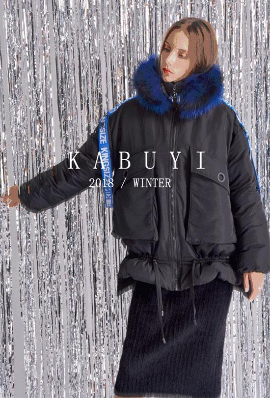 KABUYI2018WINTER冬季新欢已就位!抢先预览~