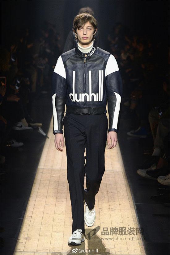 奢侈品牌Dunhill 2018秋冬系列 助你表达态度