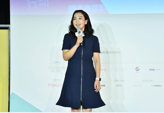 """2019春夏上海时装周发出""""个性宣言""""最强音"""
