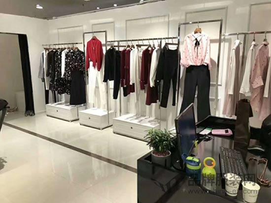 热烈庆祝JAOBOO乔帛女装山东枣庄银座店盛大开业!