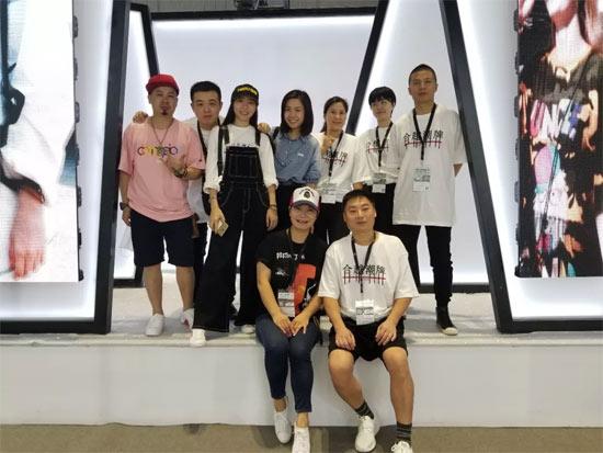 Lst.mini潮牌华丽亮相2018CHIC上海秋季服装展