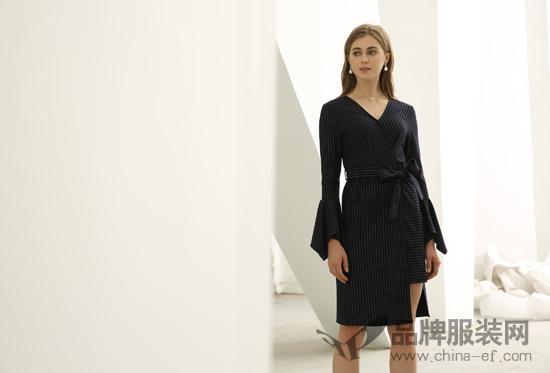 裙摆在脚尖轻轻飘起 优雅又吸睛的欧米�q新款
