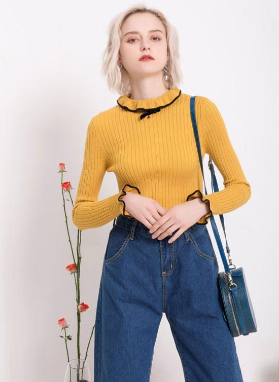 莎斯莱思承包今年秋冬的美 总会给你意想不到的时髦!