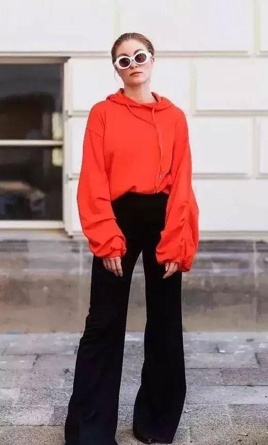 BUSHAKA:卫衣怎么搭才能时髦又有腔调