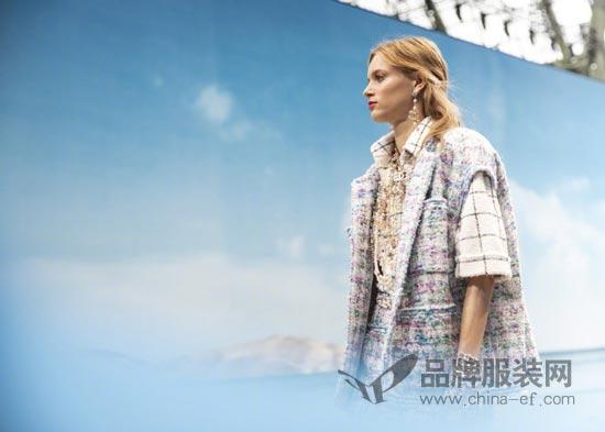 Chanel2019春夏系列 海滨精神的精彩演绎