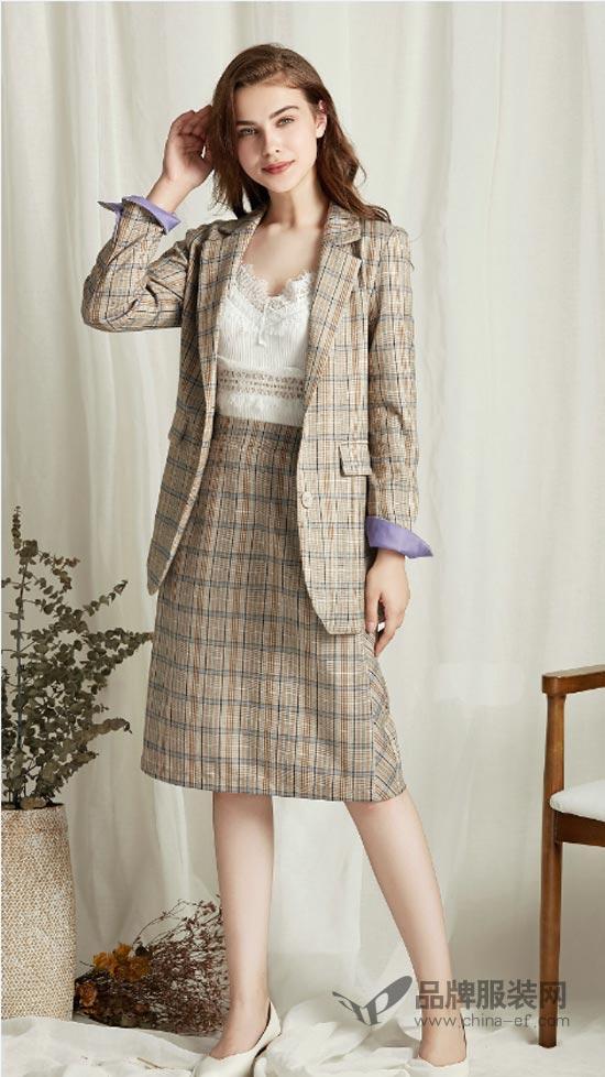 今秋流行什么穿搭 楚阁让你跟上流行时尚