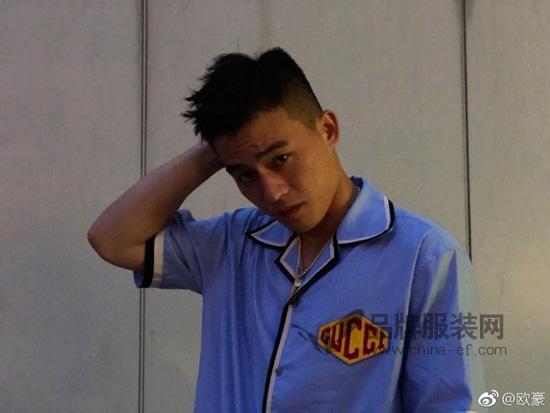 马思纯首次公开回应分手 受到网友称赞