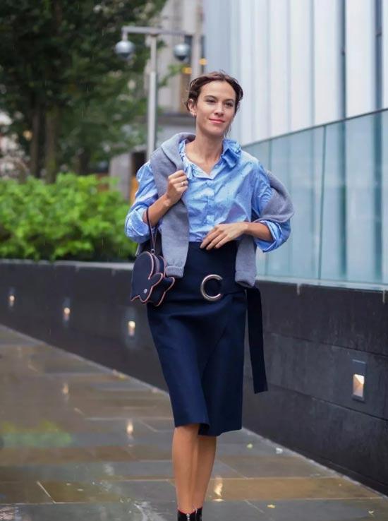 今秋的毛衣火了 莎斯莱思时尚女装 让你时髦爆棚!