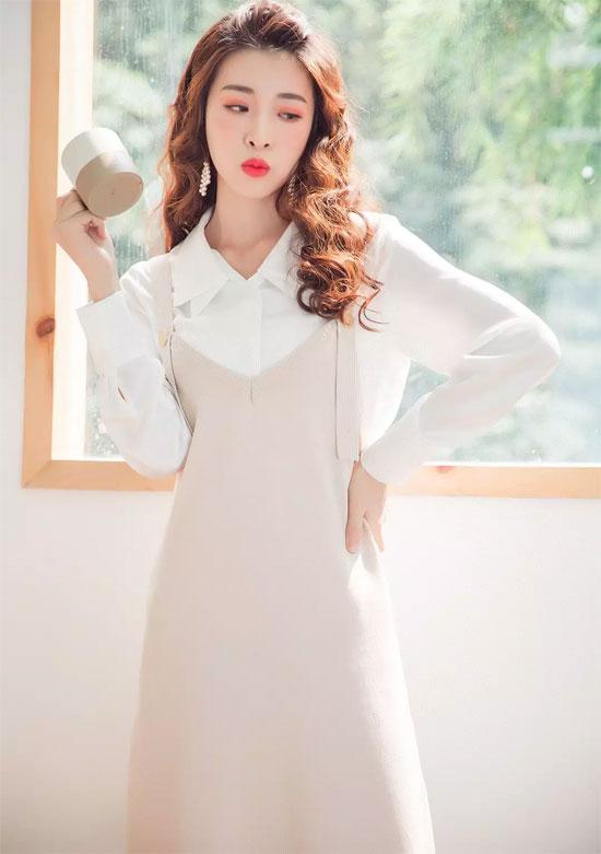 十月第二周新款:好看的衣服必须显高显白又显瘦!