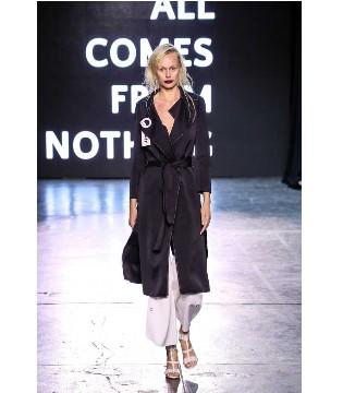 她把可持续时尚做的简洁时髦:ACFN 设计师徐一卫