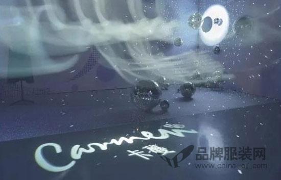时光・不候 Carmen卡蔓2019春夏发布会完美落幕
