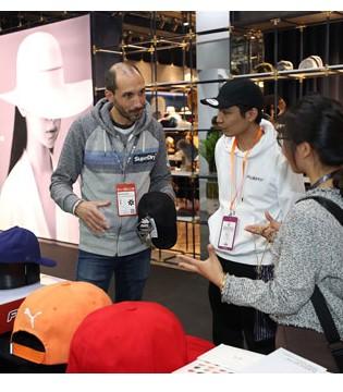 2019上海国际流行服饰展暨帽子围巾手套展览会燃爆3月