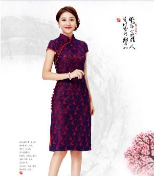 领略中国古典之美 与唐雅阁携手创造经典时尚
