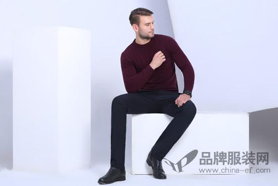 萨卡罗品牌男装 我们只用品质来说话