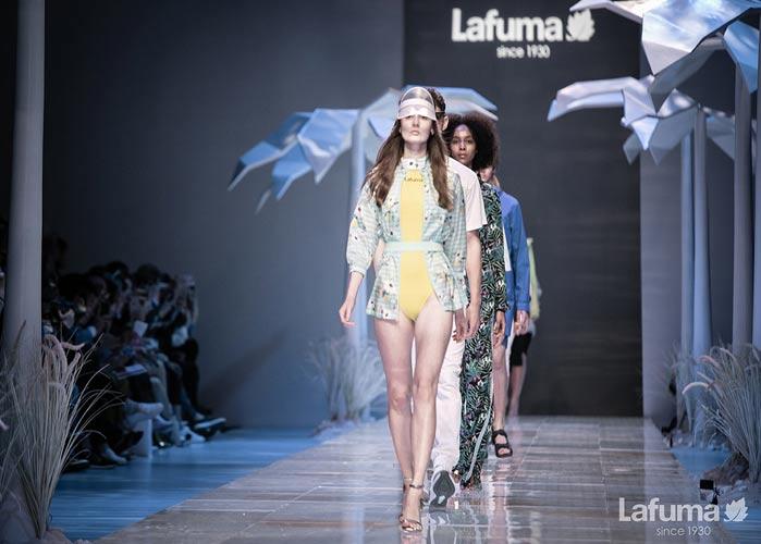 """Lafuma法国乐飞叶""""轻装""""亮相上海时装周"""