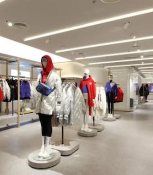 波司登上海旗舰店10月20日正式开业 面积超2000平米