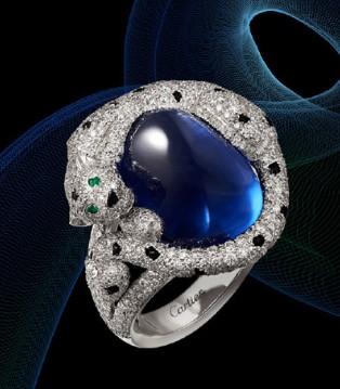 卡地亚Cartier 来自法国的魅力风情