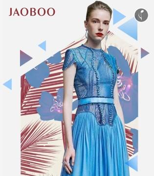 乔帛女装2019夏季新品发布会诚邀您的莅临!