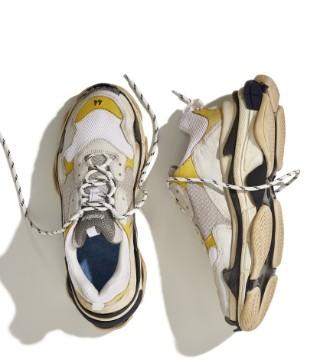 吸引力开始减退 奢侈品牌运动鞋生意的泡沫会破裂吗?