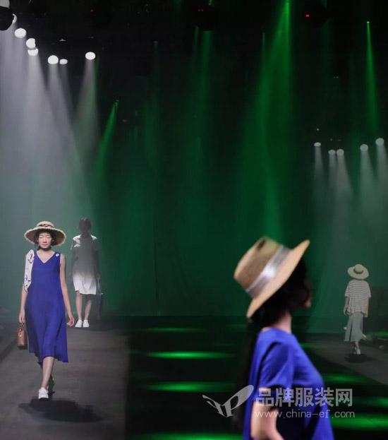 祝贺丽迪莎【游吟诗人】2019夏系列新品发布会优雅启幕