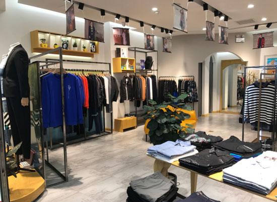 开一家男装店怎么样?莎斯莱思开店速度引起业界关注
