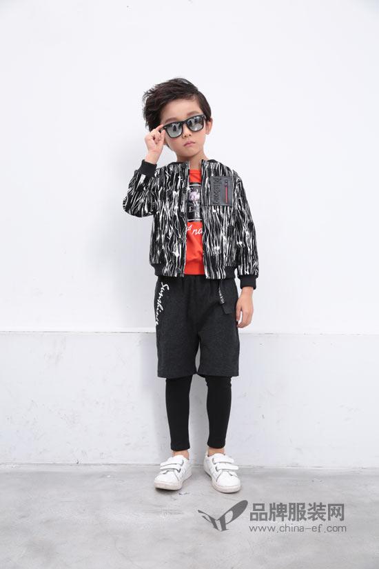 小小型男养成记 有范儿的穿搭都在小马嘟嘟
