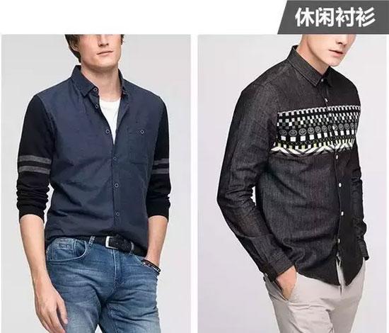 作为都市型男 如何挑选一件合体的衬衫呢?