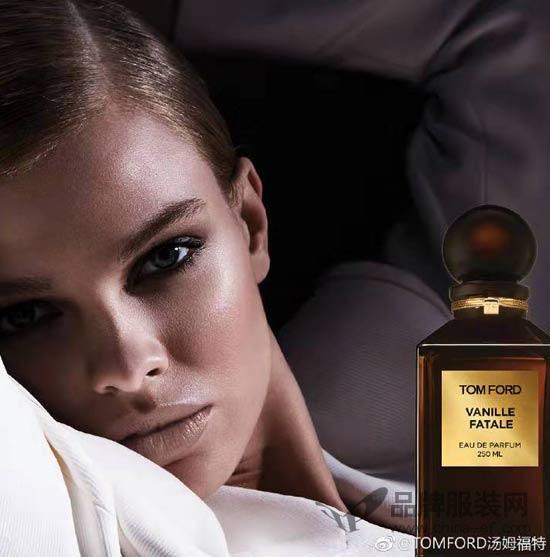 TOMFORD私人调配系列香水 为你再添迷人魅力