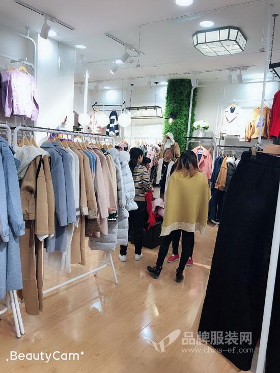 喜讯!U-Cevel女装重庆新店于11月4日盛大开业啦~