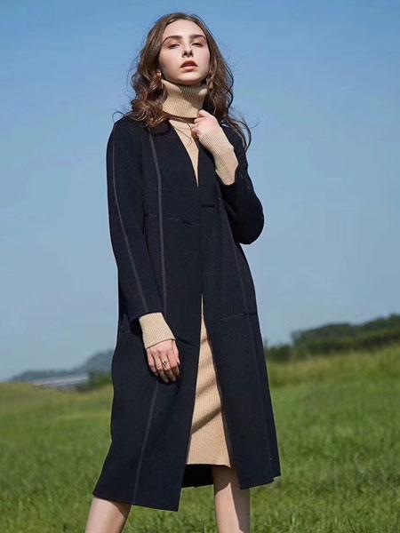 衣佰芬品牌女装 让你在秋冬美出高度