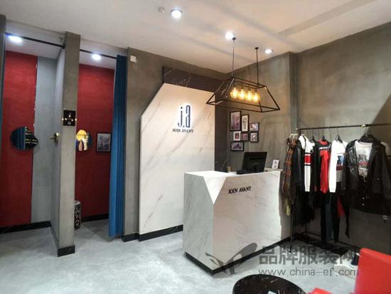 热烈祝贺JA时装广东云浮时代城店盛大开业!