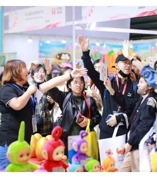 2018CTE中国玩具展成功举办双向国际化趋势燃爆海内外