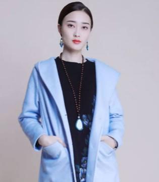 曼茜纱2018冬装新品——迷迭蓝系列!