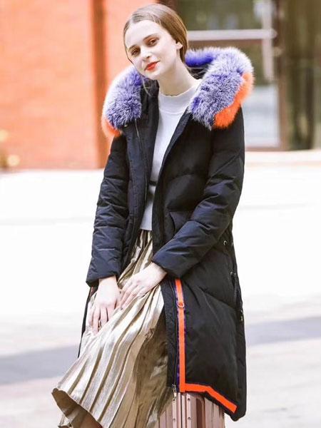 衣佰芬品牌女装 初冬之时都有不一样的格调
