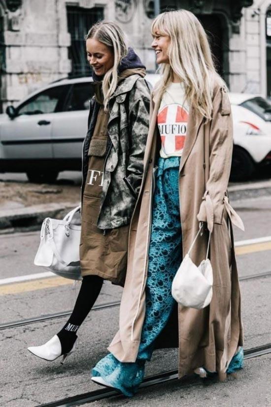 莎斯莱思时尚阔腿裤 潮味十足 就是你要的style!