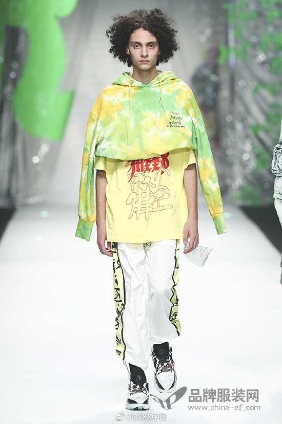 INXX2019春夏系列 中式街头风逆袭