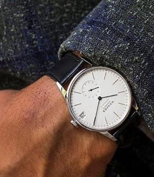 NOMOS Glashuette 一枚腕表能给生活带来多大改变