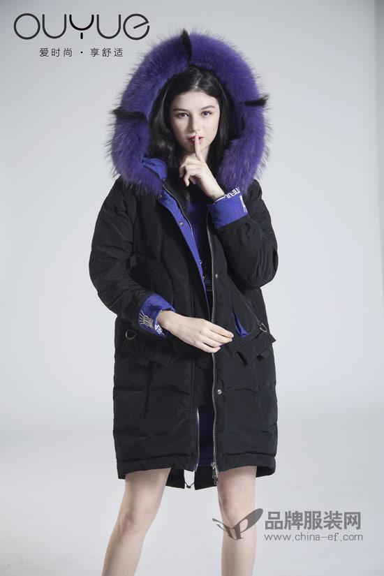 这个秋冬不知道穿什么?那就来一件欧�h女装吧