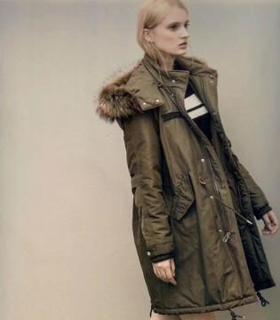 今秋冬季带大家领略一下衣佰芬品牌女装