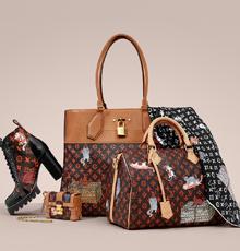 Louis Vuitton路易威登的��c不�