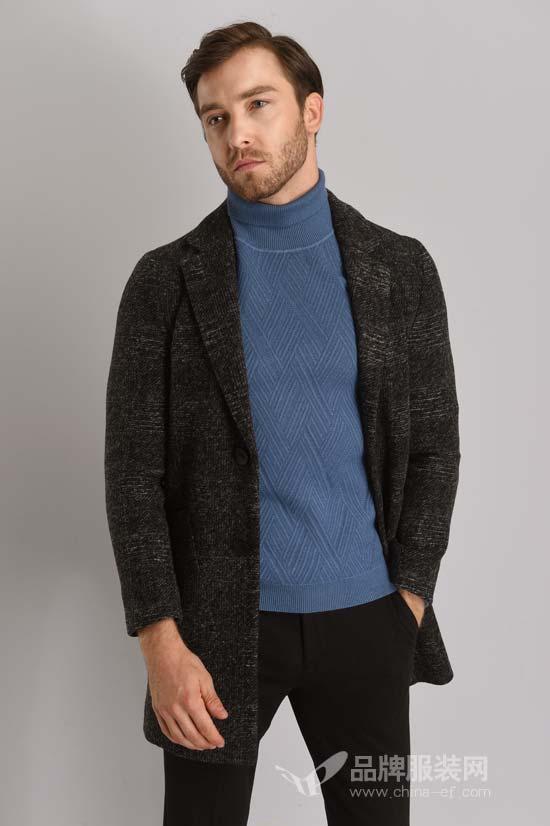 恩咖,品牌男装,穿衣搭配,冬季穿搭,型男