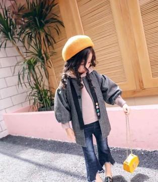 时尚从未缺席 小嗨皮让孩子有风度更有温度