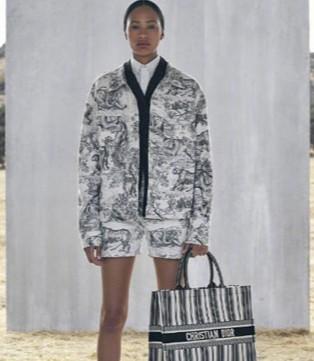 DIOR 简约设计尽显自由不羁的时尚态度