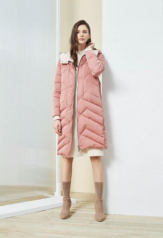 "YOUXIZI冬新品 | "" 时髦黑洞 "" ―羽绒服的轻盈蜕变"