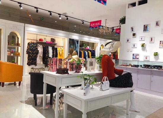 势不可挡!恭喜品牌莎斯莱思女装又迎来两家新店开业