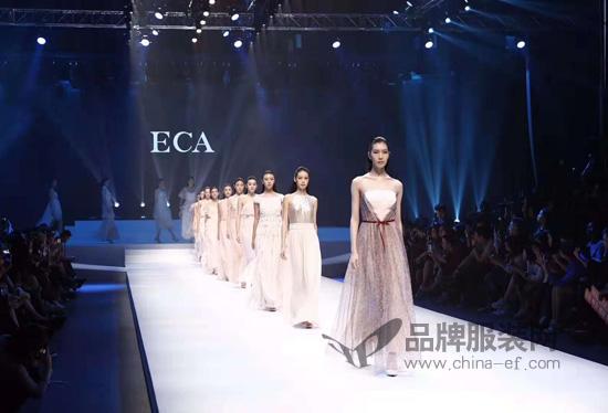 ECA女装山东青岛店即将开业!祝生意兴隆!财源滚滚!