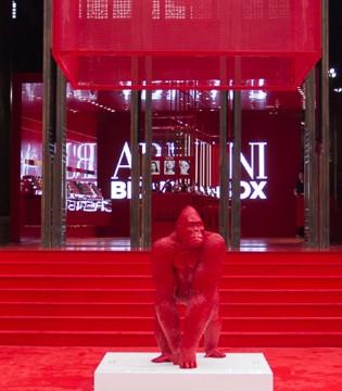 阿玛尼走下神坛 中国市场亏4000万